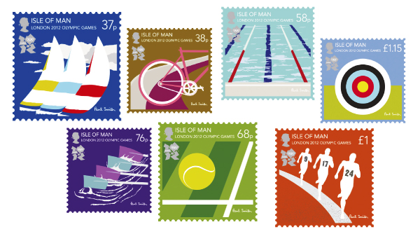 Digitalistic Stamps: Paul Smith