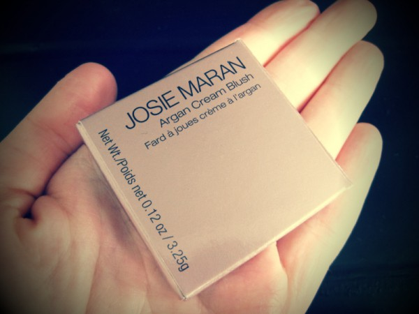 Josie Maran Argan Cream Blush