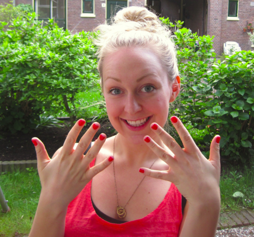 Easy 10-Step Manicure