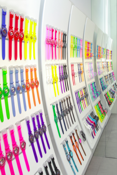 Digitalistic Store: Swatch