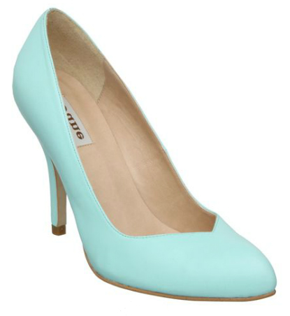 Catch of the Day: pastel pump