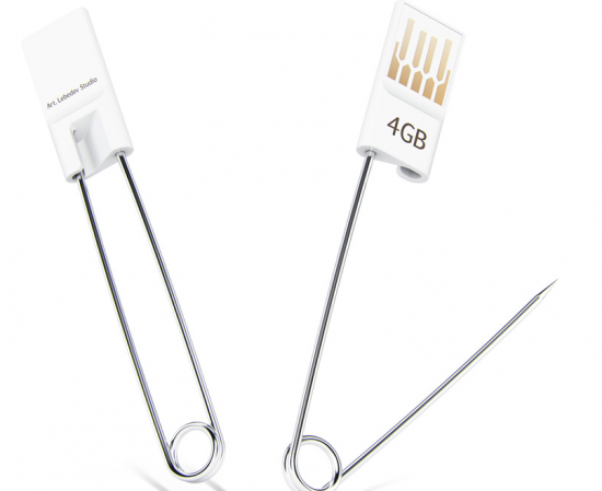 Digitalistic gadget: USB safety pin