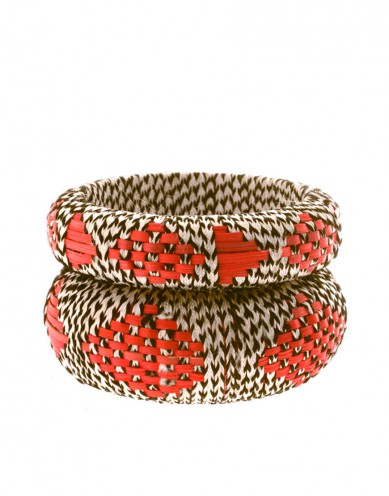 Catch of the Day: Aztec bangles