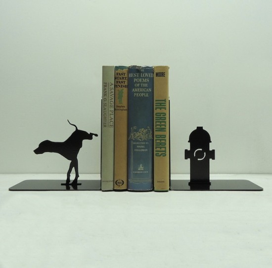 Fun to use: Bookend