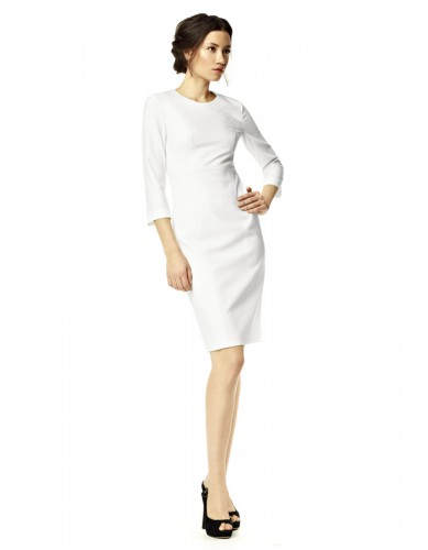 Catch of the Day: Little White Dress