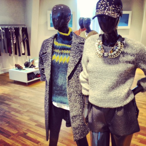 H&M Autumn '12 collection preview
