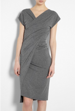 Catch of the Day: False wrap dress