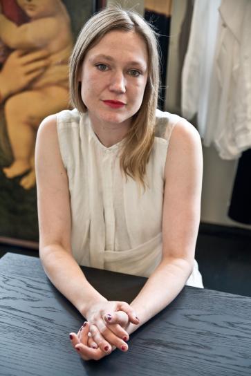 A Digitalistic View on Anne de Grijff