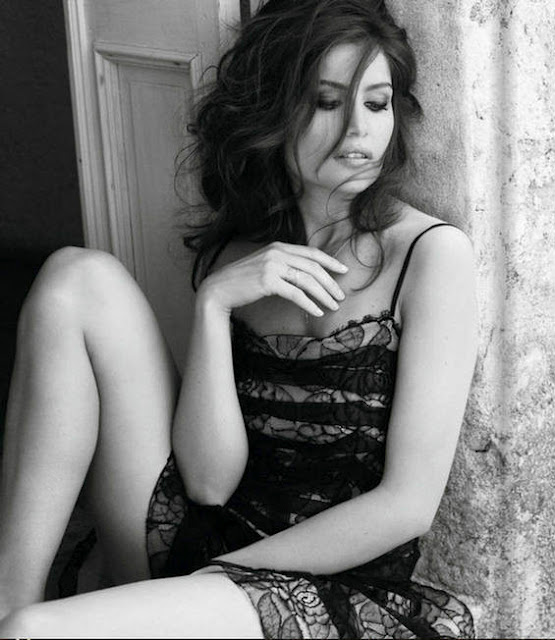 Laetitia Casta: Pour Femme by Dolce & Gabbana