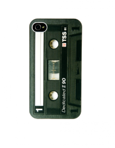 Catch of the Day: Cassette iPhone case
