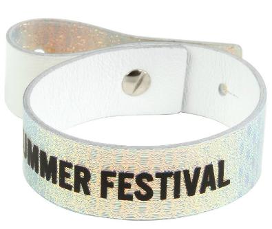 Catch of the Day: D2 festival bracelet
