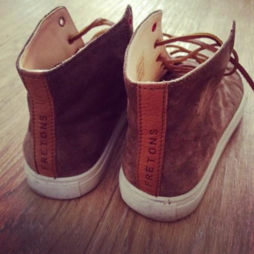 Fretons: a new festival shoe
