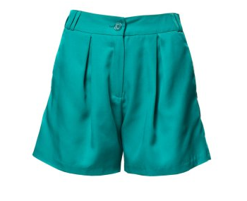 Catch of the Day: Aqua Blue Shorts