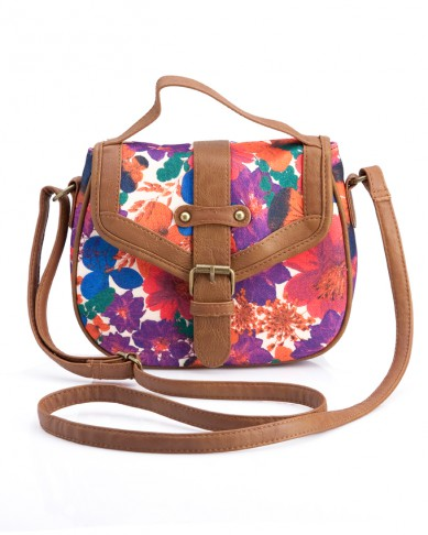Catch of the Day: Floral Bag