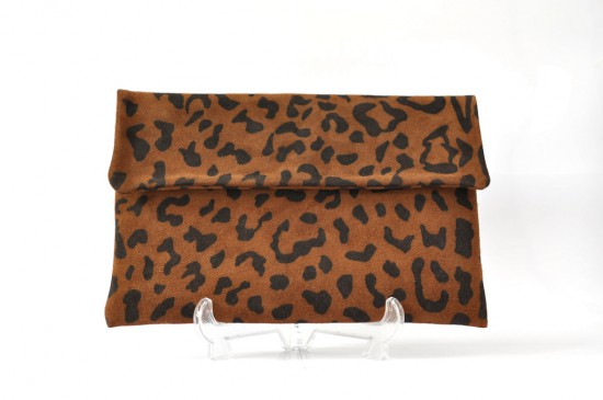 Catch of the Day: Leopard Clutch