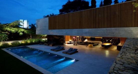 Digitalistic living: concrete symmetry @ São Paulo