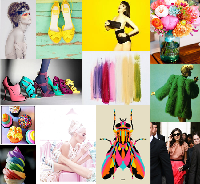 Mooody Moodboard: Color Pop