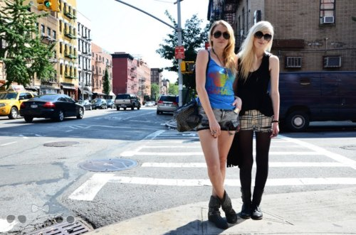 Support the New York Style Stories
