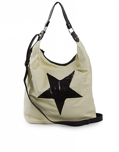 Catch of the Day: Sequin Star Bag