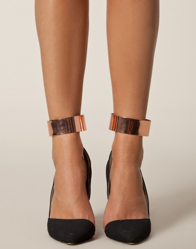 Catch of the Day: Ankle Cuffs