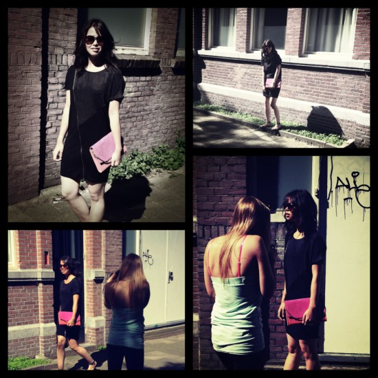 Backstage WLF shoot II