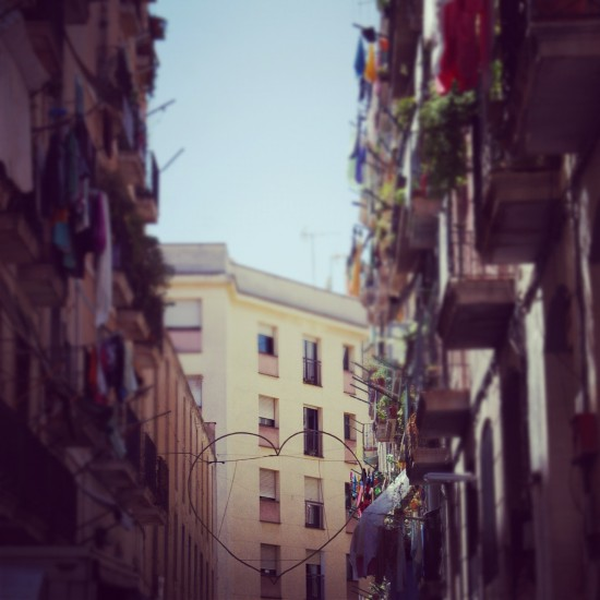 Inspiration by Sanne: Barcelona part II