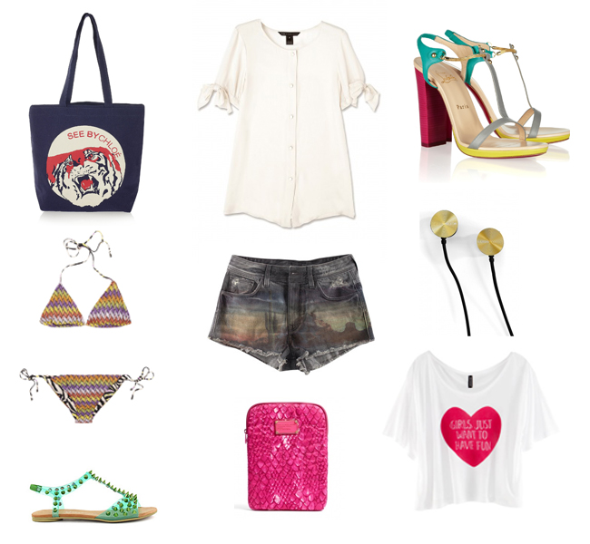 Editor's Wishlist: Beach Day