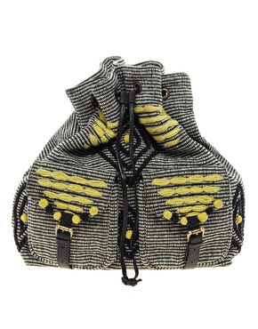 Catch of the Day: Pom Pom backpack