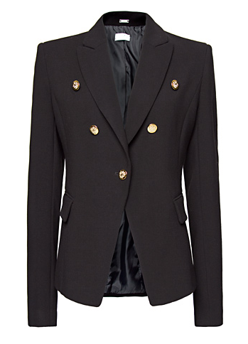 Catch of the Day: Buttons Military blazer