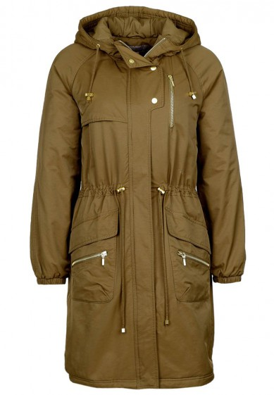 Catch of the Day: Olive Parka
