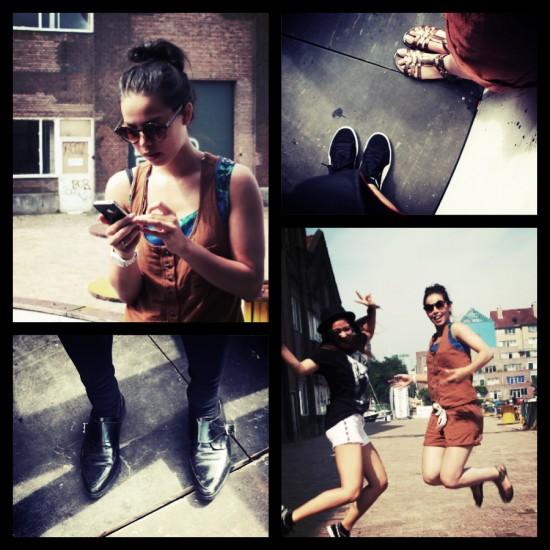Backstage Snapshots