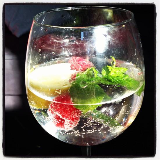 The Limoncello cocktail