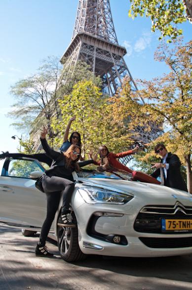 Paris Bloggers Battle Fever