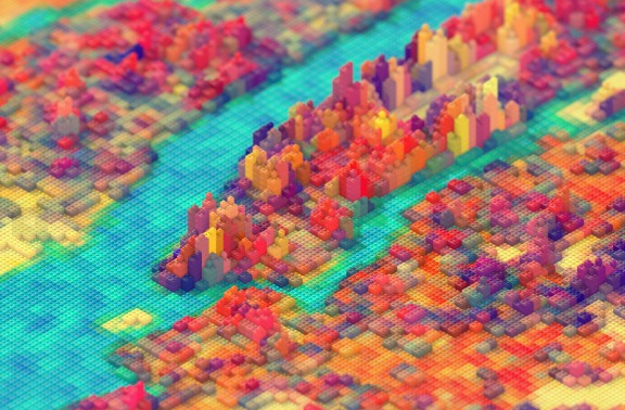 NYC by LEGO