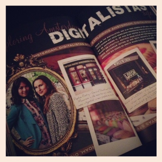 The Digitalistas X Susie's: mail & win!