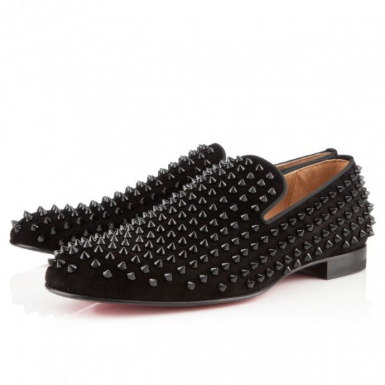 Christian Louboutin Rolleyboy Spikes