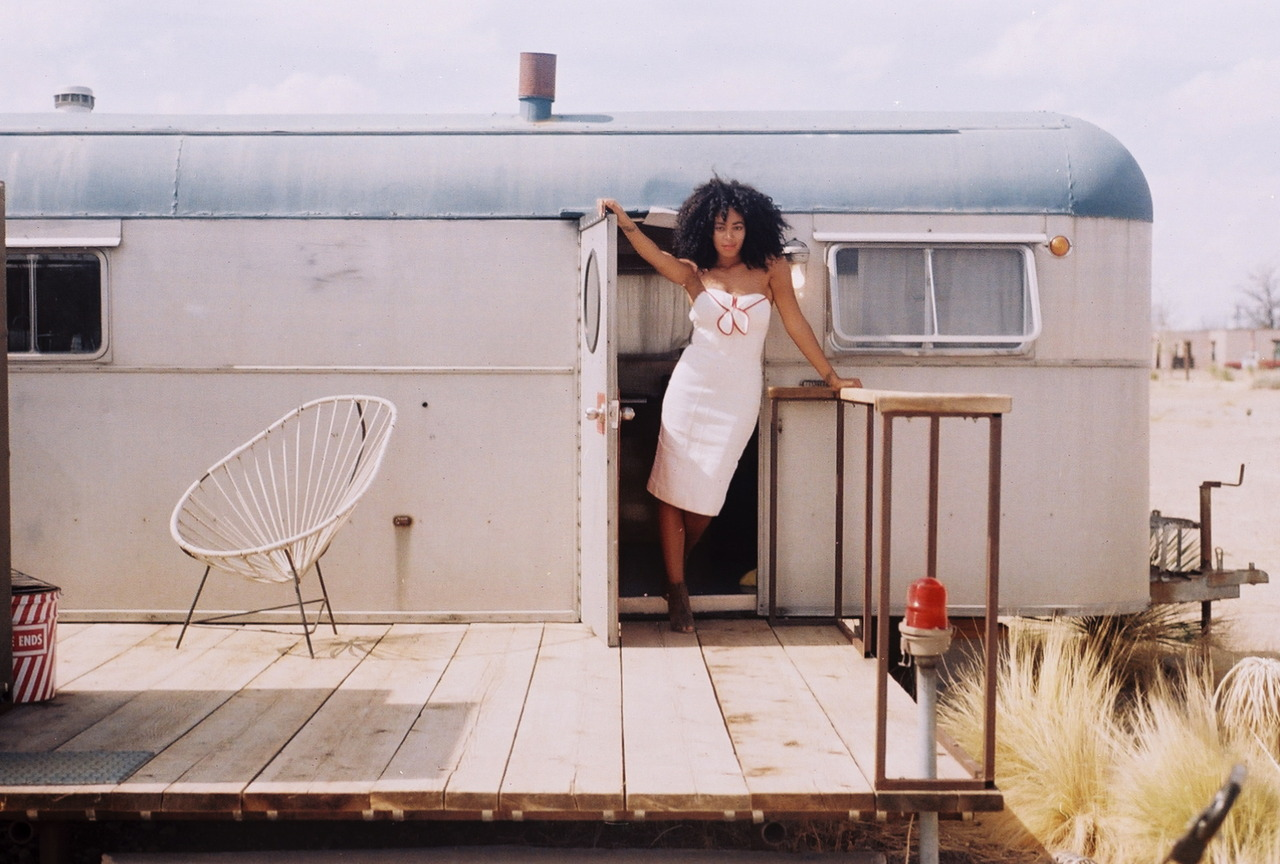Inspiration by Sanne: Style Icon – Solange Knowles