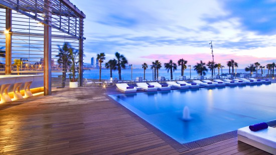Exclusive Travel Offer: W hotel Barcelona