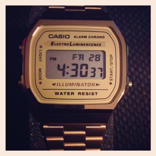 Countdown with Casio