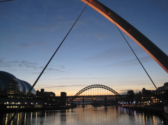 Discovering Newcastle