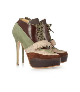 Chic Sporty Heels