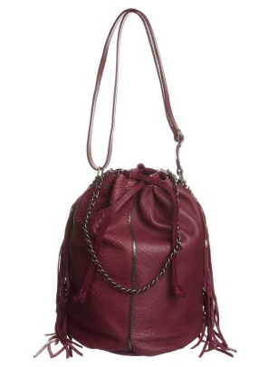 Arizda Bross burgundy bag