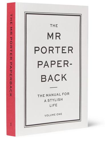 Mr Porter's style bible