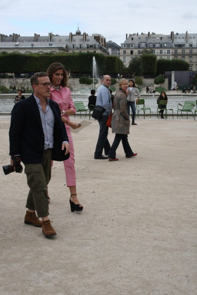 Win a Q&A with The Sartorialist