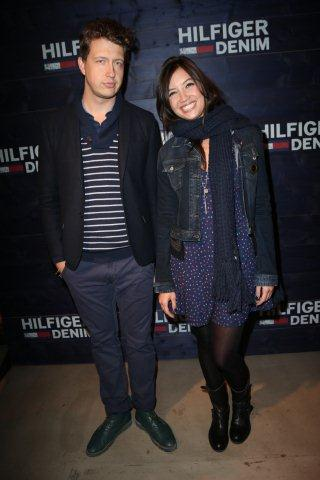 Daisy Lowe & Facehunter for Tommy Hilfiger