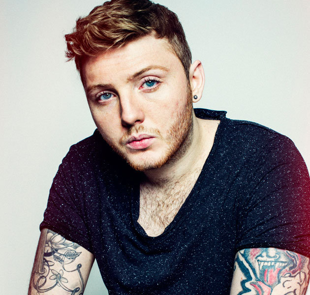 Digitalistic tunes: James Arthur