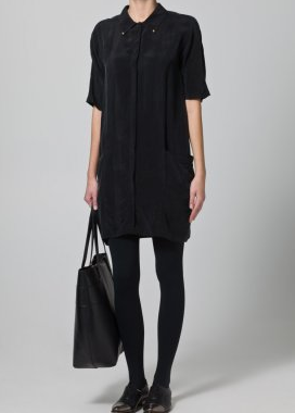 Best Budget Buy: black shirtdress