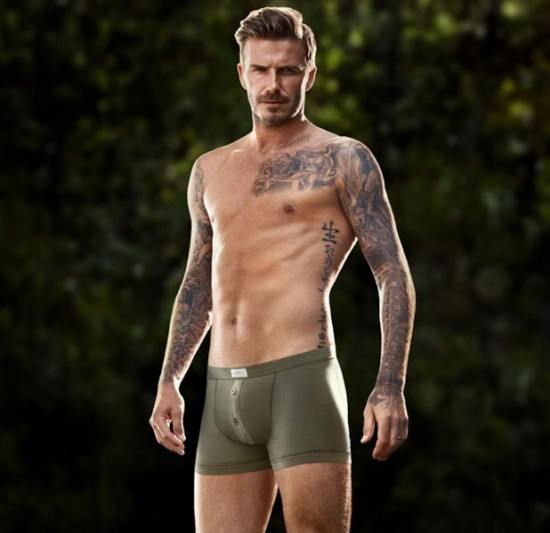 More David Beckham for H&M
