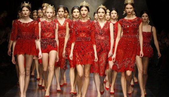 Video: Dolce & Gabbana Mosaics