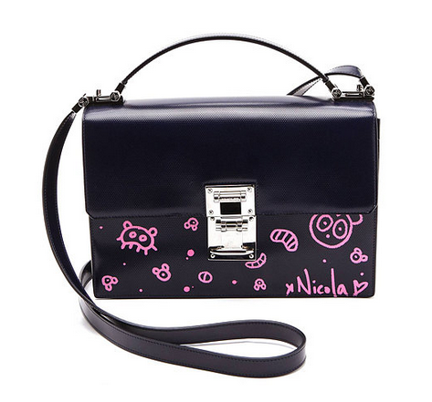 Wanted! Nicola Formichetti for Shopbop bag